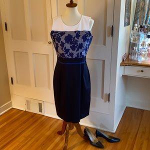 AJ Armani Jeans beautiful cotton sleeveless dress